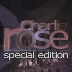 Special Edition with Charlie Rose